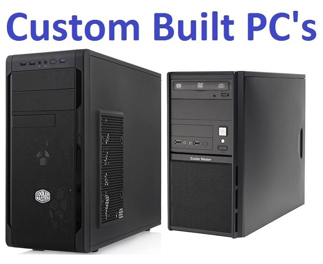 Custom PCs